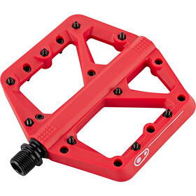 Crankbrothers Stamp 1 Pedals red